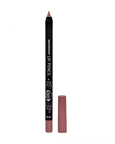 Waterproof Lip Pencil No 01