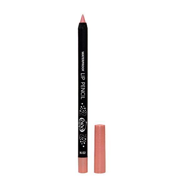 Waterproof Lip Pencil No 02