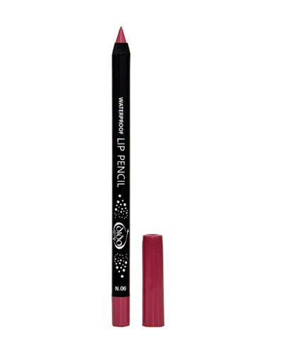 Waterproof Lip Pencil No 06