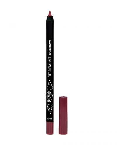 Waterproof Lip Pencil No 08