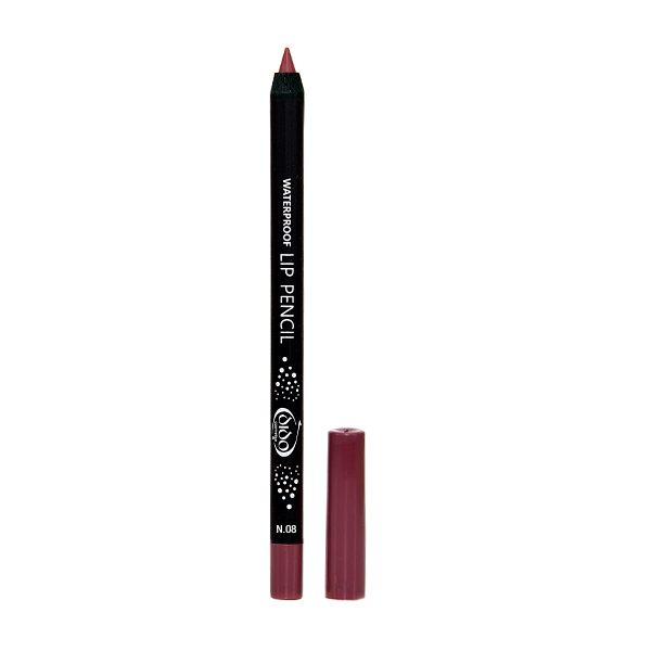 Waterproof Lip Pencil No 08