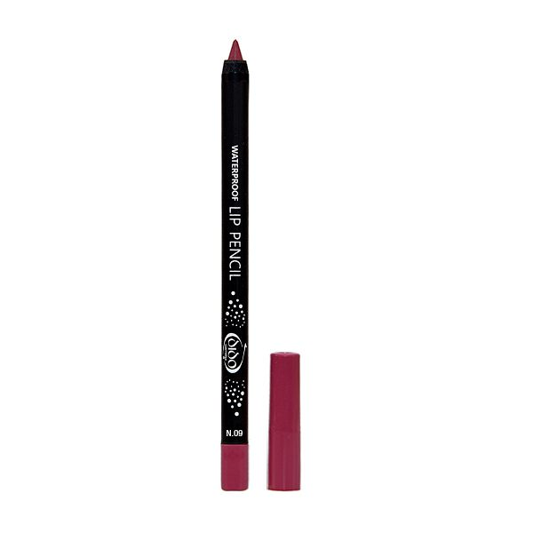 Waterproof Lip Pencil No 09