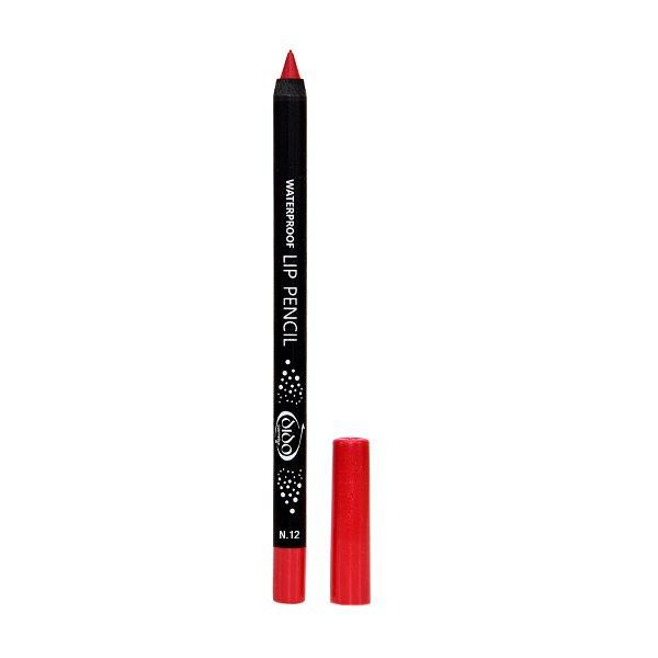 Waterproof Lip Pencil No 12