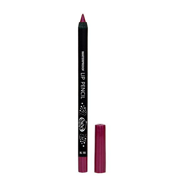 Waterproof Lip Pencil No 16