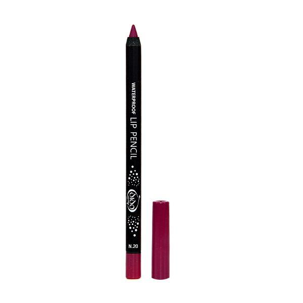 Waterproof Lip Pencil No 20
