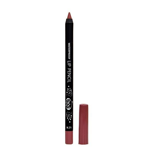 Waterproof Lip Pencil No 21