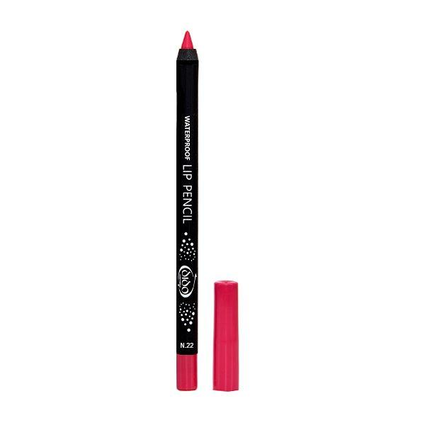 Waterproof Lip Pencil No 22