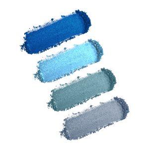 4 Color Eyeshadow No 101