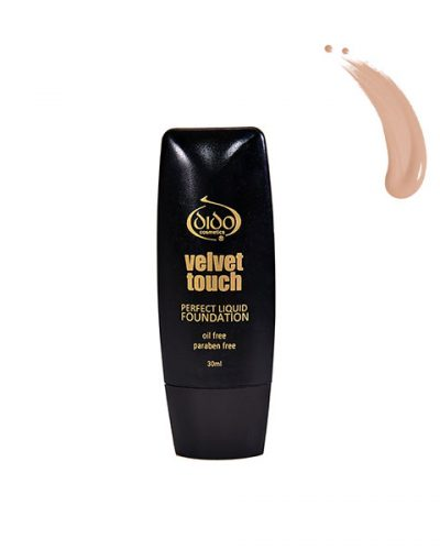 Velvet Touch Liquid Foundation No 10