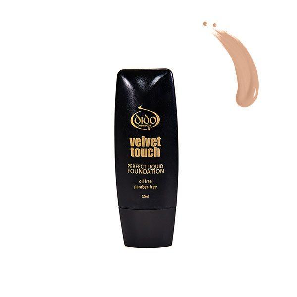 Velvet Touch Liquid Foundation No 30