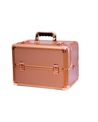 Βαλιτσάκι Χειρός TC-3367R Rose Gold