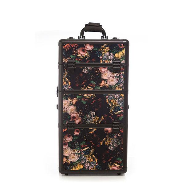 Βαλίτσα με 2 ρόδες TC-3360R Floral