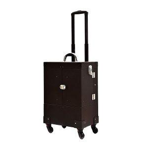 Βαλίτσα με 4 ρόδες TC-3344R Black