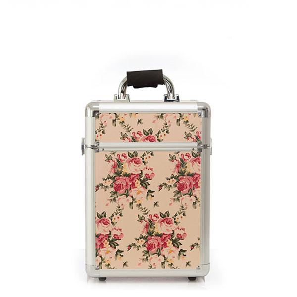 Βαλίτσα με 2 ρόδες TC-3364R Floral