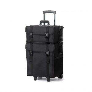 Βαλίτσα με 2 ρόδες TC-3002R Black