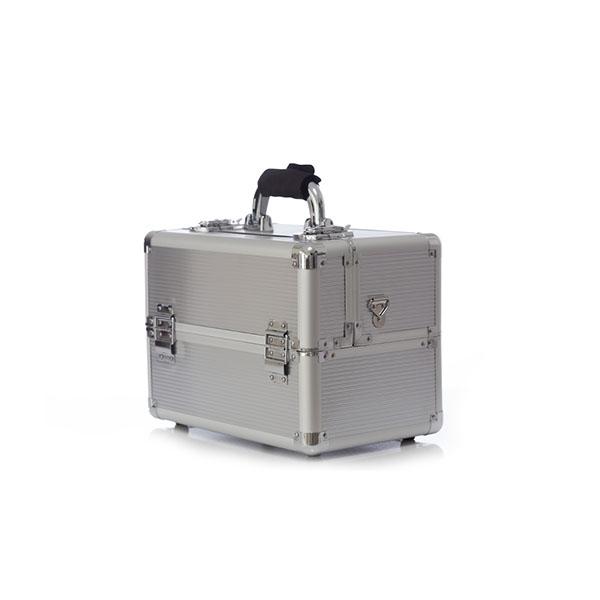Βαλιτσάκι Χειρός TC-3365R Silver