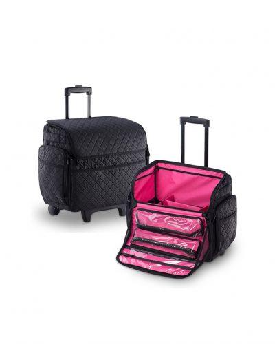 Βαλίτσα με 2 ρόδες TC-3005R Black