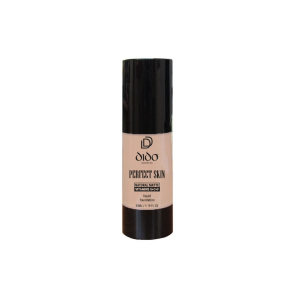 Perfect Skin Liquid Foundation No 04