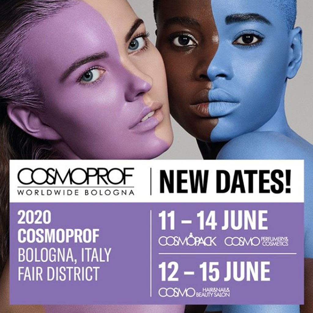 cosmoprof bologna new dates