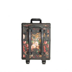 Βαλίτσα με 2 ρόδες TC-3346R Floral