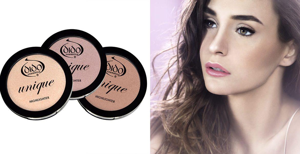 Λάμψτε με τα Highlighter της Dido Cosmetics!