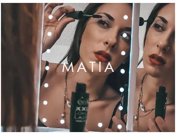Mascara by Dido Cosmetics