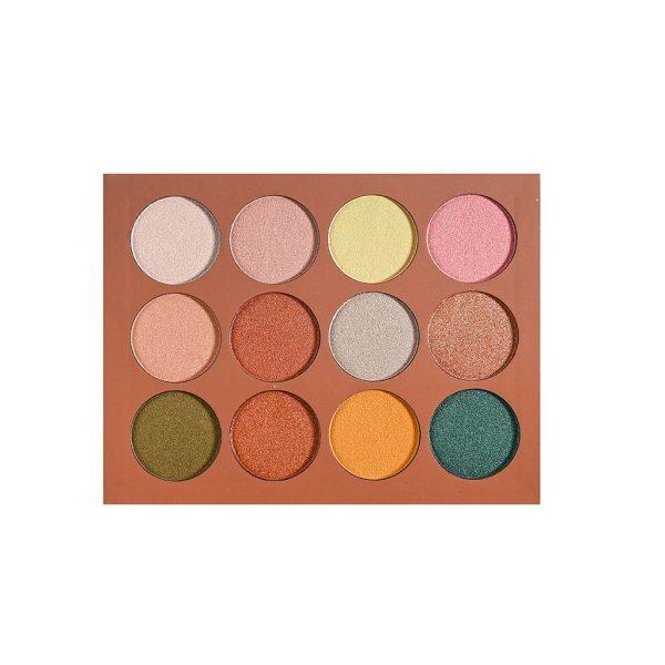 Dido Eyeshadow Palette #12 N.1202