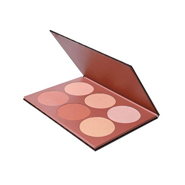 Dido Makeup Palette #6 N.PR603