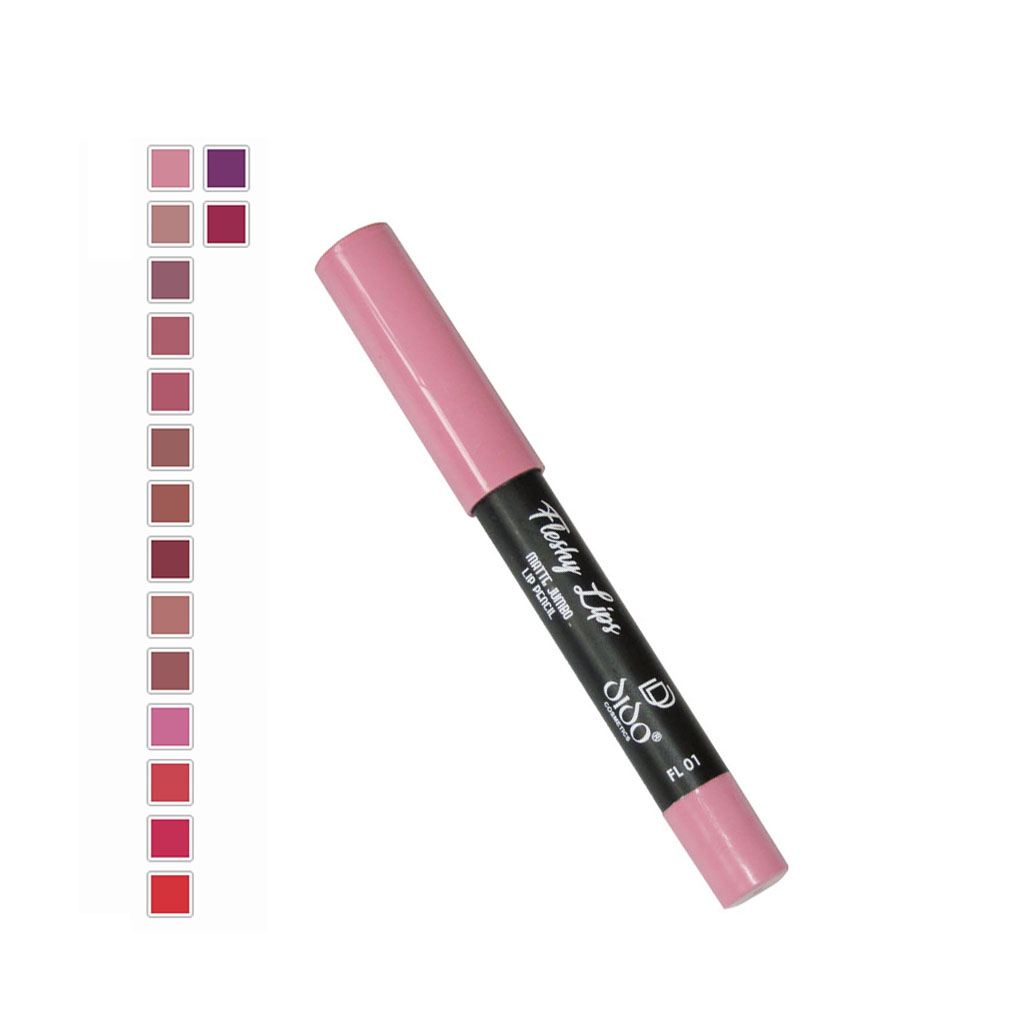 Fleshy Lipst Matte Jumbo Lip Pencil