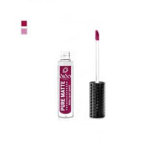 Metallic Pure Matte Liquid Lipstick