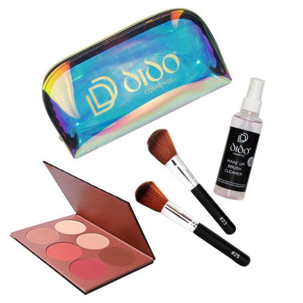 Dido Gift Set #4 Makeup Palette #6 601