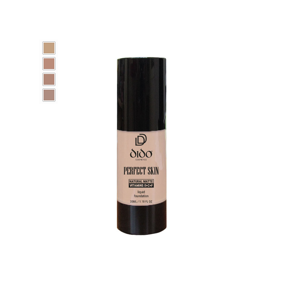 Perfect Skin Foundation Colors
