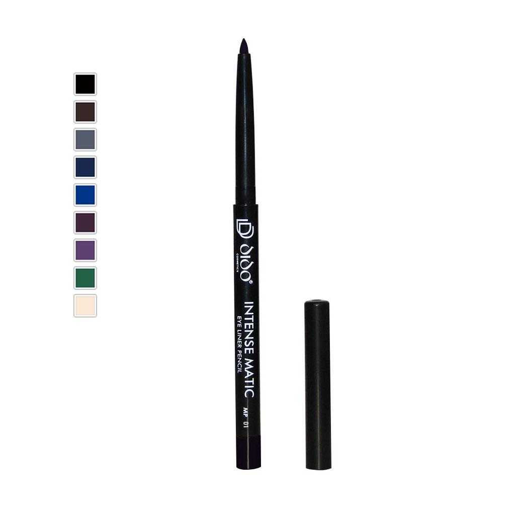 Intense Matic Eyeliner Pencil Colors