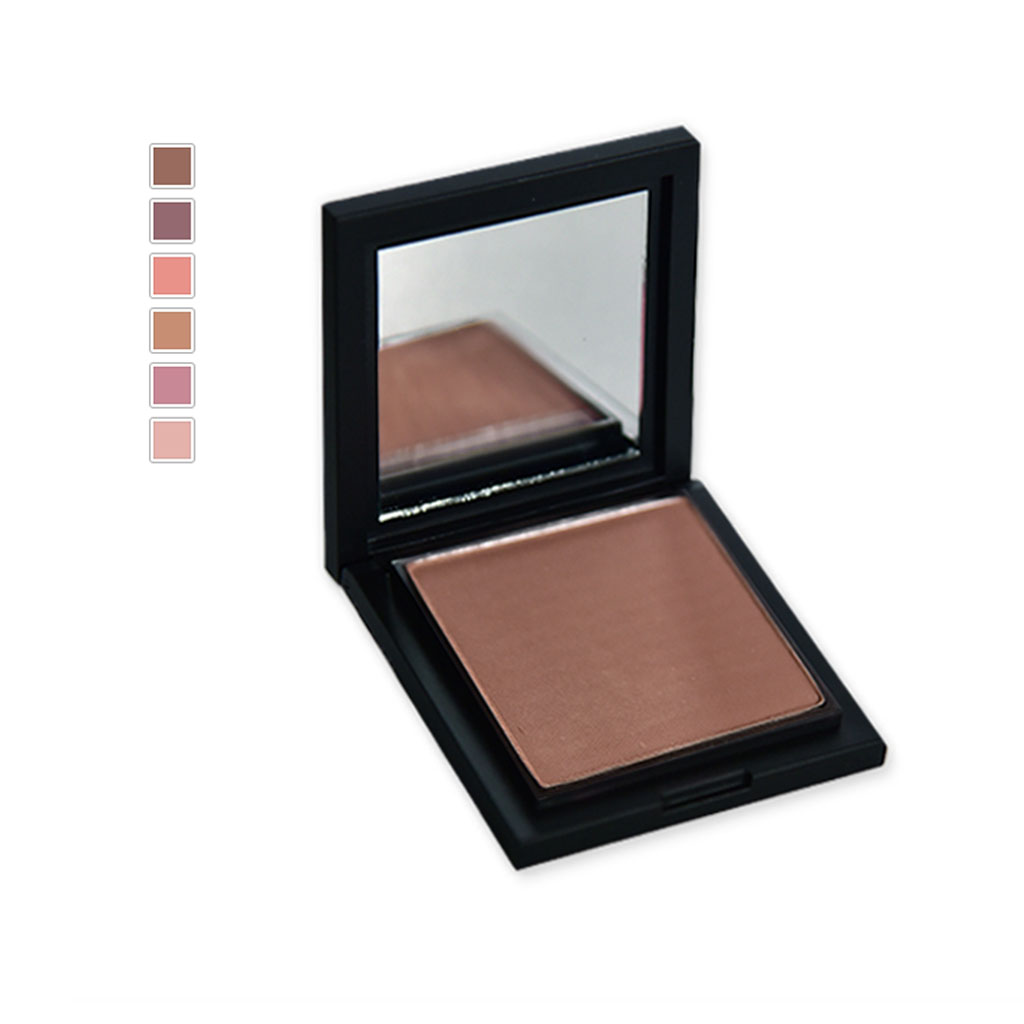 Q Compact Blusher Colors