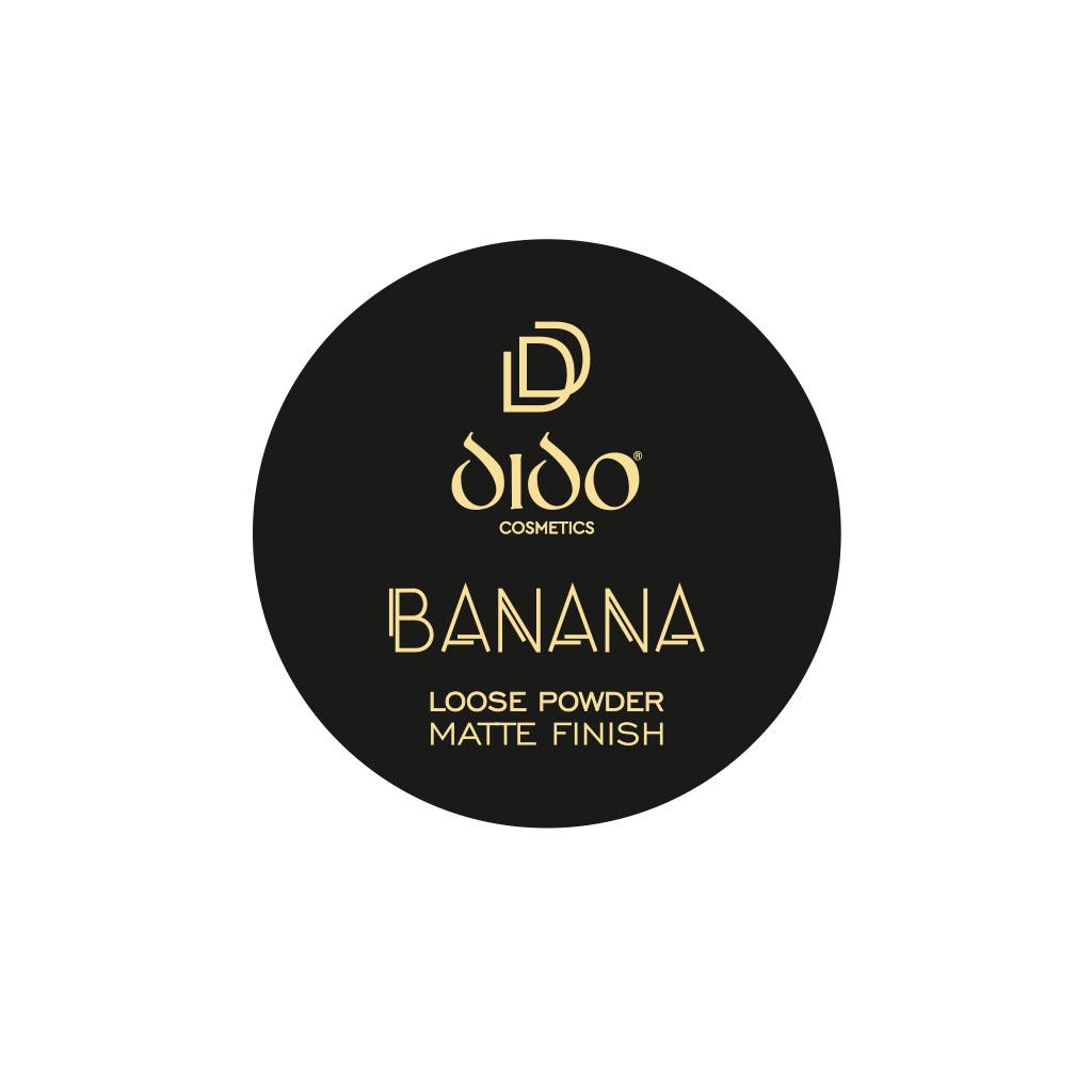 Banana Matte Finish Loose Powder